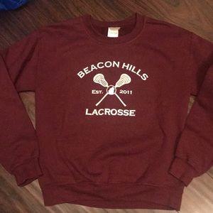Beacon Hills Stilinski Sweatshirt